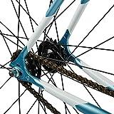 Cinelli Gazzetta Complete Fixed Gear Bike - Blue