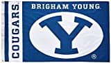 NCAA Brigham Young Cougars 3-by-5 Foot Flag With Grommets