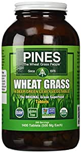 Pines International Wheat Grass, 1400 Count