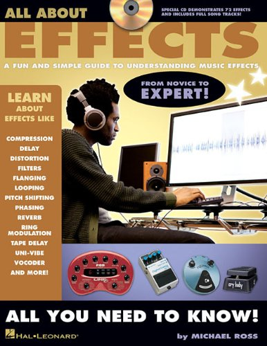 All About Effects Bk/Cd (All About Book & CD)