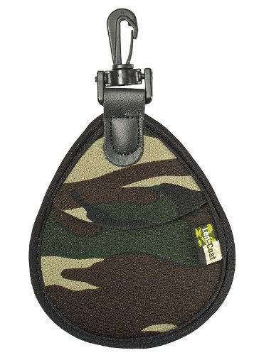 LensCoat LCFP2FG FilterPouch 2 (Forest Green Camo)
