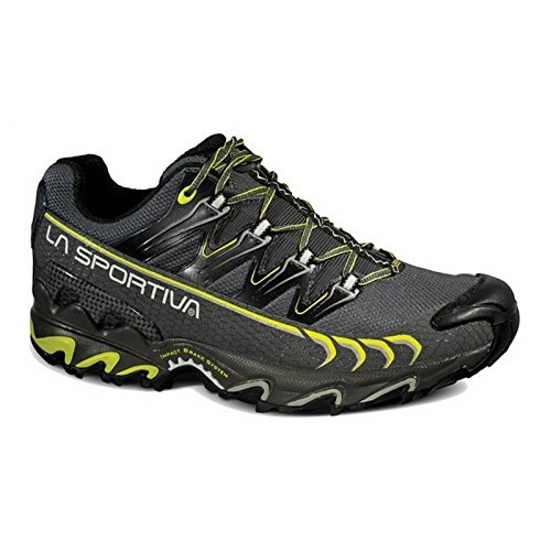LA SPORTIVA ULTRA RAPTOR GTX SHOES FOR TRAIL RUNNING GORE-TEX Grey/Green