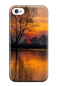 Kirsten Brett's Shop New Tpu Hard Case Premium Iphone 4/4s Skin Case Cover(sunset)