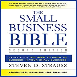 The Small Business Bible, Second Edition