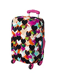 Luggage Cover, Luggage Protective Suitcase Protector Covers with Zipper for Travel S/L/XL 3colors Multicolors
