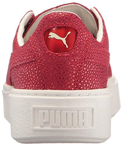 b2a482311718cf PUMA Women s Basket Platform LUX Wn Sneaker