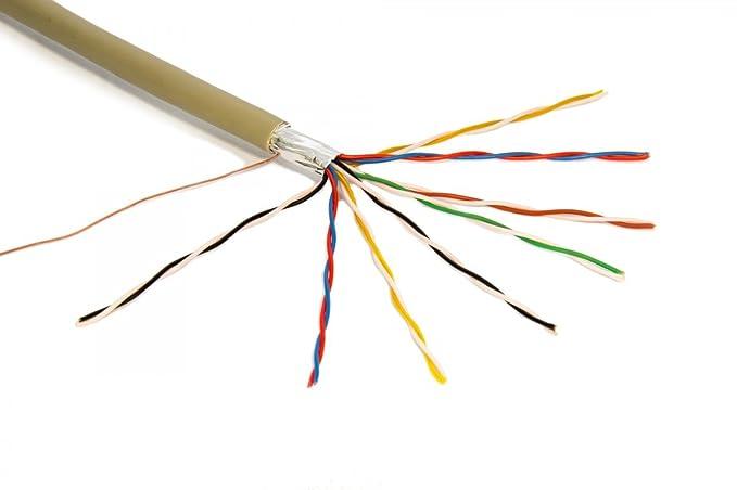 8x2x0,6 mm² Y 16 adrig Telefonkabel Verlegekabel Klingelkabel 100 m J-Y ST
