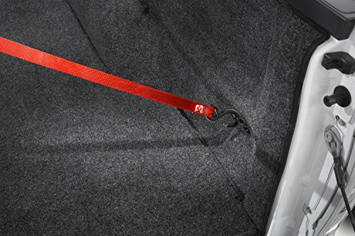 Truck Carpet Kit Charcoal - BedRug Full Bedliner BRQ15SBK fits 15+ F-150 6.5' BED