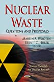 img - for Nuclear Waste: Questions and Proposals (Nuclear Materials and Disaster Research) book / textbook / text book