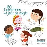 """Afficher """"60 comptines et jeux de doigts"""""""