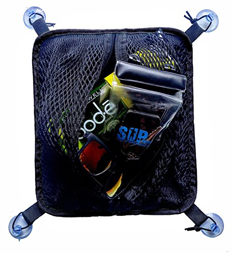 Deck Bag with Waterproof Insert (Black Trim) ()