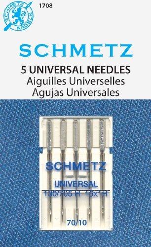 - Universal Machine Needles-Size 10/70 5/Pkg