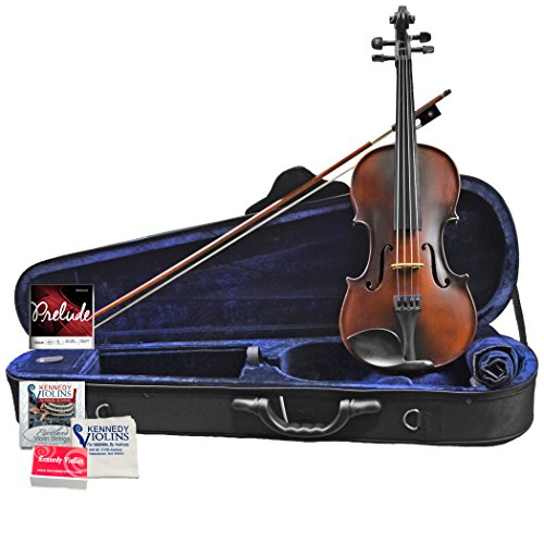 Bunnel Basic Clearance Violin Outfit 4/4 (Full) Size by Kennedy Violins