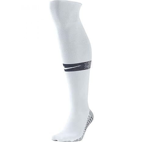 Nike sx6346 – 100 – Calcetines Unisex, Color Blanco/Obsidian/(Blanco)