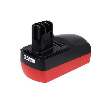 Batería para Destornillador Metabo BSZ 18 Impuls: Amazon.es ...