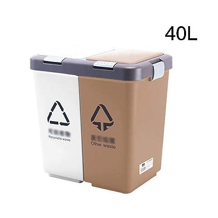 LSLMCS Papeleras de reciclaje, Cubo De Basura Escuela Aula ...