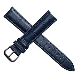 Image of the product 18mm Dark Blue Leather that is listed on the catalogue brand of AUTULET.