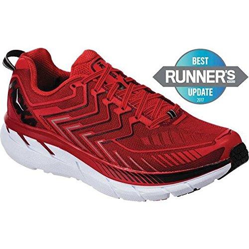 [ホッカオネオネ] メンズ スニーカー Clifton 4 Road Running Shoe [並行輸入品] B07DHQLHNB