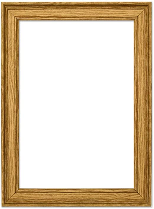 A4 A3 10x8 /& More Sizes Budget Picture Frames Photo Poster Frames In Oak