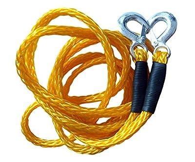 SE TR4M 13.2' Emergency Capacity 6613 lb Nylon Tow Rope Pull