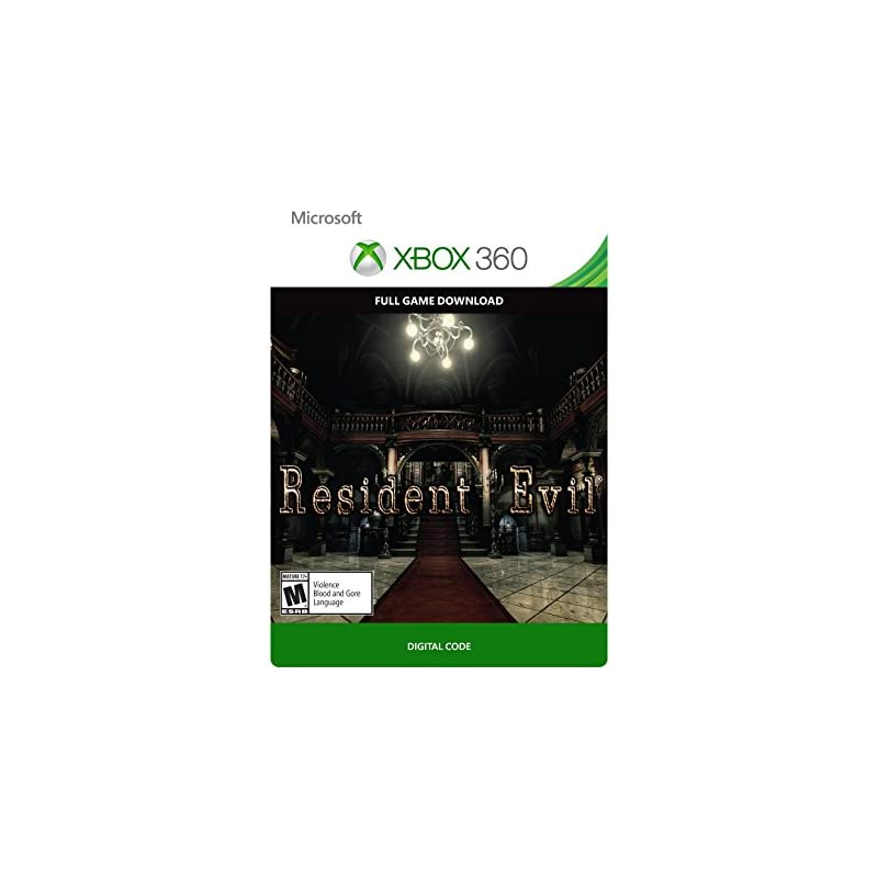 Resident Evil HD Remaster - Xbox 360 Dig