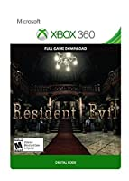 Resident Evil HD Remaster - Xbox 360 Digital Code