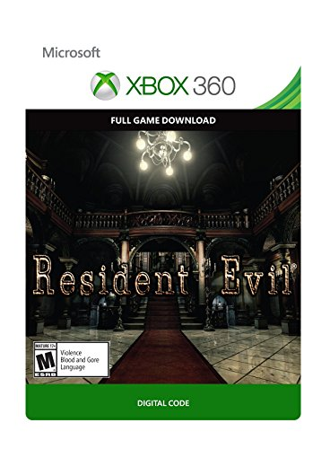 Resident Evil HD Remaster - Xbox 360 Digital Code by Capcom