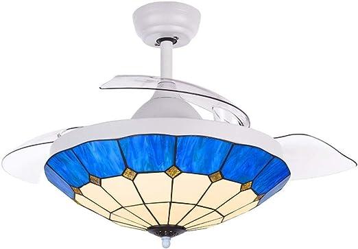 Lámparas de araña Araña De Ventiladores Control Remoto Ventilador ...