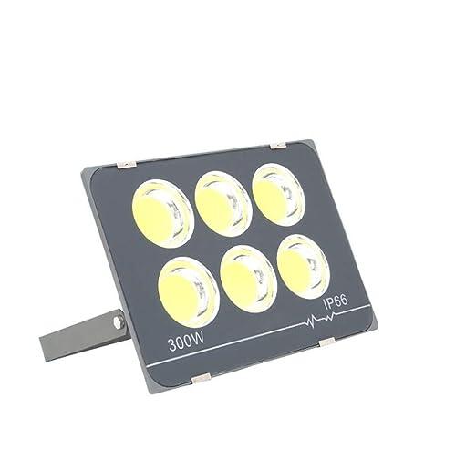 Q-fo Foco Proyector Exterior LED, Luz De Inundación Publicitario ...
