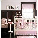 Migi Blossom 4 Piece Crib Bedding Set by Bananafish, Baby & Kids Zone
