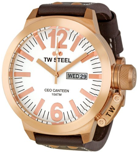 TW-Steel-Mens-CE1018-CEO-Canteen-Brown-Leather-White-Dial-Watch