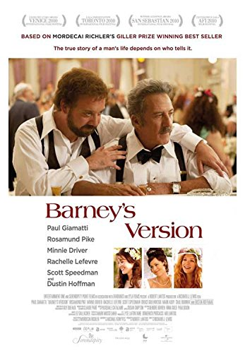 Barney's Version (C) POSTER (27