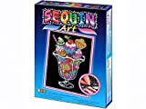 Sequin Art Blue, Ice Cream Sundae, Sparkling Arts and Crafts Picture Kit, Creative Crafts