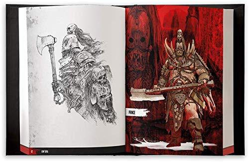 CMON: HATE Art Book (Kickstarter Exclusive)