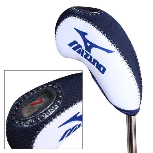 Mizuno funda de palo de golf hierro 10pcs/set MT/mz02 blanco ...