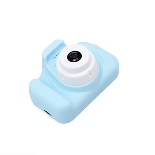 Versión HD Cámara para niños Mini cámara réflex para niños Cámara ...