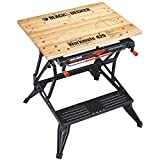 BLACK+DECKER WM425 Workmate 425-550 Pound Capacity Portable Work Bench
