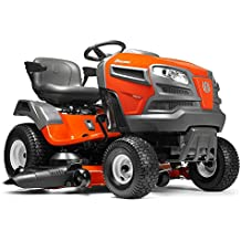 "Husqvarna YTA24V48 24V Fast Continuously Variable Transmission Pedal Tractor Mower, 48""/Twin"