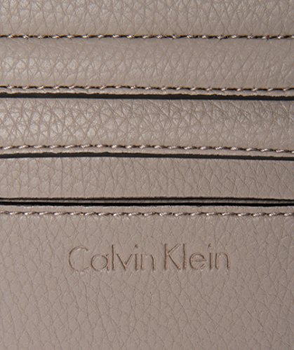 Klein tracolla pelle Calvin Fungi 22 a Cm Carrie Borsa grigio in a1wYxnq