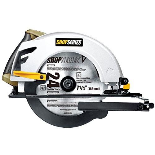 (Shop Series SS3401 Shop Series Circular Saw, 7-1/4