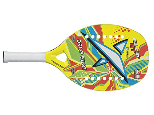 Amazon.com : Drop Shot Bullet BT Professional Beach Tennis Paddle : Sports & Outdoors