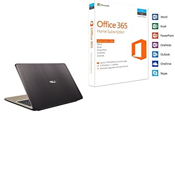 Asus VivoBook 15 X540UA 15 6-Inch LED Notebook (Chocolate