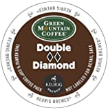Keurig, Green Mountain, Double Black Diamond, K-Cup packs, 48-Count