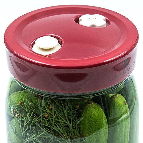 Airlock Lid Fermenting Jars Fermentation product image