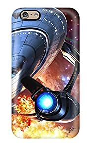 La Angel Nelson Design High Quality Star Trek Online Cover Case With Excellent Style For Iphone 6