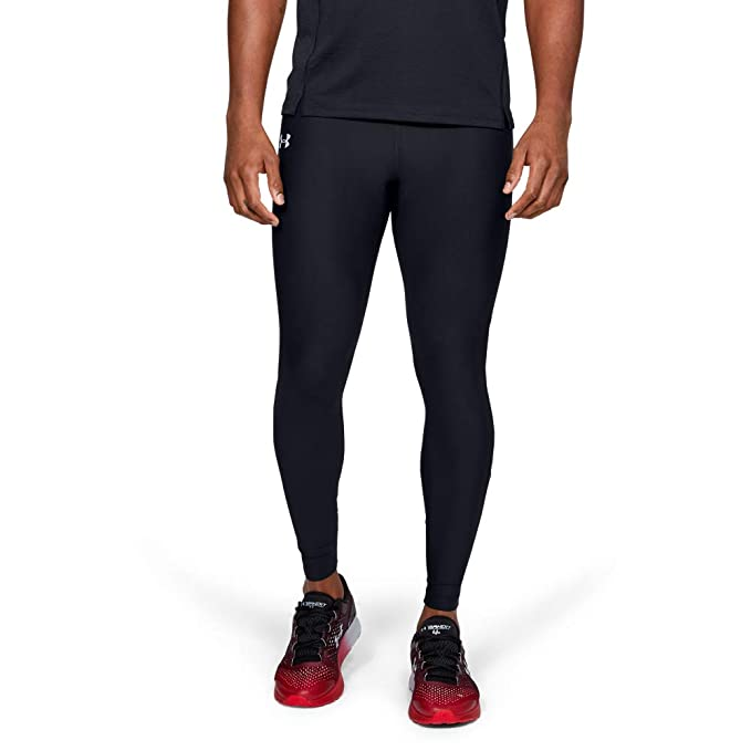 Under Armour UA Qualifier Heatgear Tight Leggings, Hombre
