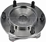 #9: Dorman 950-001 Axle Bearing and Hub Assembly, 1 Pack