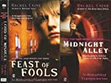 download ebook midnight alley/feast of fools/lord of misrule (the morganville vampires, books 3-5) pdf epub