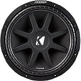 KICKER Comp 15 600W Car Subwoofer Power Sub Woofer C154 C15 4 Ohm | 43C154
