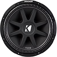 KICKER Comp 15 600W Car Subwoofer Power Sub Woofer C154 C15 4 Ohm | 43C154